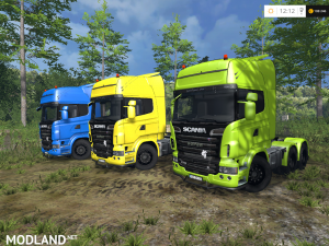 Scania R730 Multicolor v 3.1, 1 photo