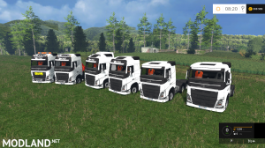 Volvo FH 750 Set v 3.1, 1 photo