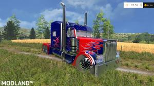 Peterbilt 388 Optimus Prime, 2 photo