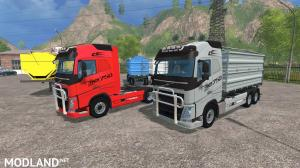 Volvo FH16 and Trailer v 1.1