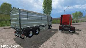 Volvo FH16 and Trailer v 1.1, 2 photo