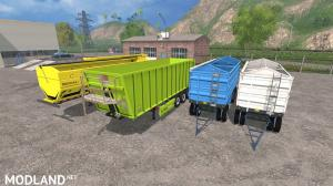 Volvo FH16 and Trailer v 1.1, 3 photo
