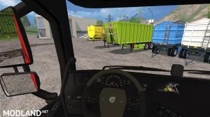 Volvo FH16 and Trailer v 1.1, 4 photo