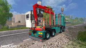 Volvo FH 750 Forest, 3 photo