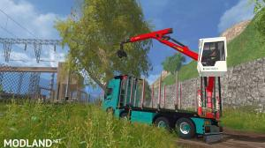 Volvo FH 750 Forest, 1 photo