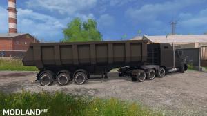 GAZ Titan and Trailer v3.5, 4 photo