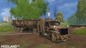 GAZ Titan and Trailer v3.5, 1 photo