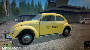 Volkswagen Beetle 1966 Post Edition V 2.0
