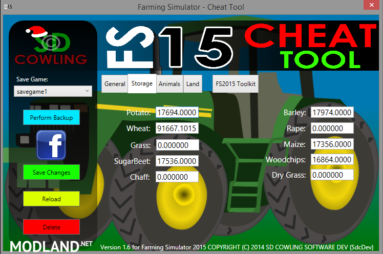 Cheat Tool v 2.3.5 REPAIRED