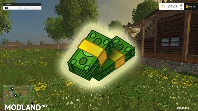 Money Mod v 1.0 by Pimm