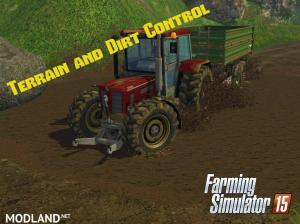 Terrain and Dirt Control v 1.0