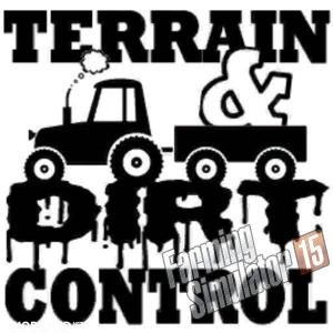 Terrain and Dirt Control Deutsch Version