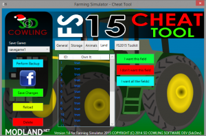 Cheat Tool v 2.3.5 REPAIRED, 2 photo