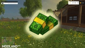 Money Cheat Mod v 1.0