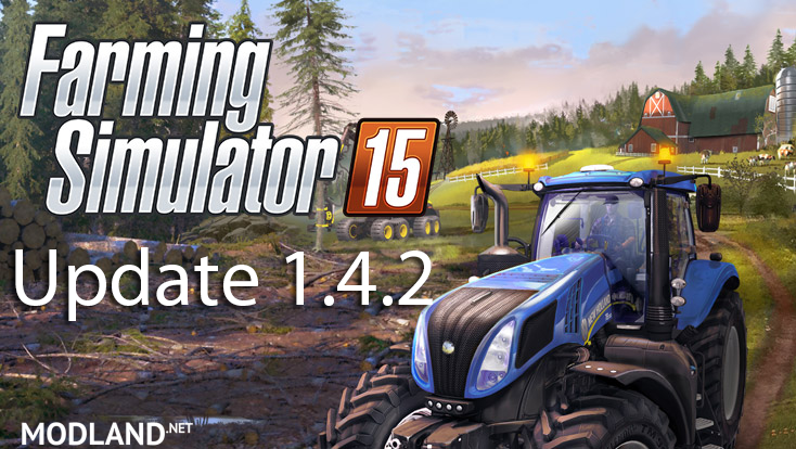 Farming Simulator 2015 Update 1.4.2