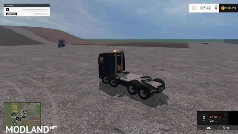 Volvo 8x8