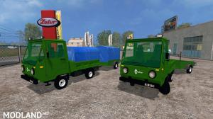 Multicar and Trailer ROS , 1 photo