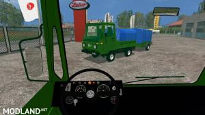 Multicar and Trailer ROS , 2 photo
