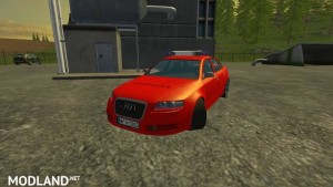 Audi A6 Kdow v 1.0, 1 photo