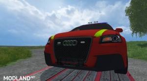 Audi RS3 KdoW v 0.9 , 5 photo