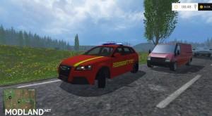 Audi RS3 KdoW v 0.9 , 7 photo