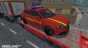 Audi RS3 KdoW v 0.9 , 1 photo
