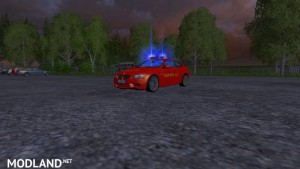 BMW E92 v 1.2 Notartzt, 3 photo