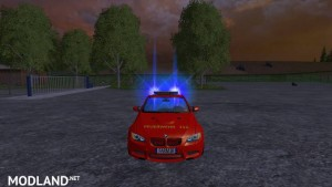 BMW E92 v 1.2 Notartzt, 6 photo
