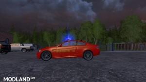 BMW E92 v 1.2 Notartzt, 7 photo