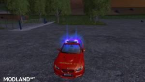 BMW E92 v 1.2 Notartzt, 8 photo