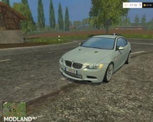 BMW M3 2008 CID v 1.0, 1 photo
