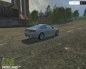 BMW M3 2008 CID v 1.0, 4 photo