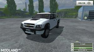 Chevrolet S10 v 2.0, 1 photo