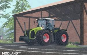 Claas Xerion 5000 v 1.1, 1 photo