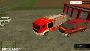 Firemen Blowatz mtw v 1.0 BETA, 1 photo