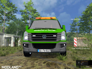VW Crafter Service Car, 3 photo