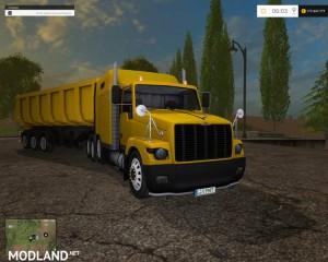 GAZ Titanium with Trailer v 1.41