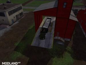 Magirus Deutz Jupiter tractor with semi-trailer v 1.15 , 15 photo