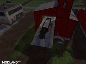 Magirus Deutz Jupiter tractor with semi-trailer v 1.15 , 16 photo
