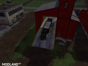Magirus Deutz Jupiter tractor with semi-trailer v 1.15 , 17 photo