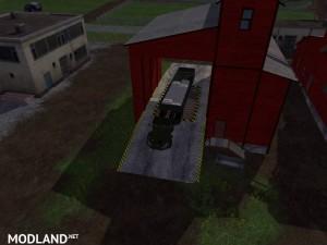 Magirus Deutz Jupiter tractor with semi-trailer v 1.15 , 17 photo