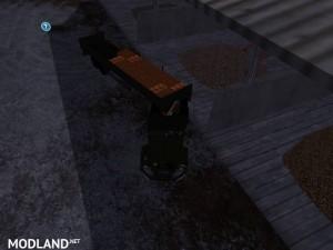 Magirus Deutz Jupiter tractor with semi-trailer v 1.15 , 4 photo