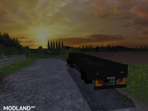 Magirus Deutz Jupiter tractor with semi-trailer v 1.15 , 6 photo