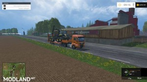 MAN Low Loader Pack