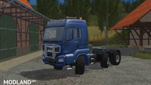 MAN Truck Agro v 1.0, 1 photo
