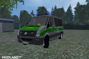 Bavaria Police Vehicle v 1.0