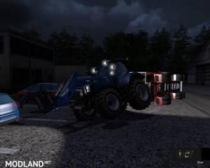 Scania 730 and Trailers Megapack v 2.0, 11 photo