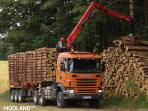 Scania 730 and Trailers Megapack v 2.0, 4 photo