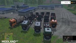 Scania 730 and Trailers Megapack v 2.0, 7 photo