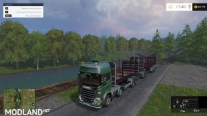 Scania 730 and Trailers Megapack v 2.0, 8 photo